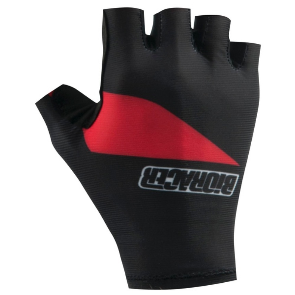GLOVE ONE SUMMER Black-Red